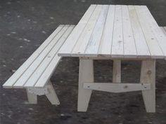 Ławy i stoły ogrodowe