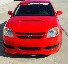 2010 Chevy Cobalt, Chevrolet Cobalt Ss, Ground Effects, Kit, Cars, Vehicles, Trucks, Ideas, Cutaway