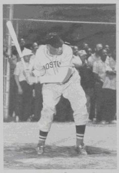 """A historic newspaper photo of Jackman, possibly taken in 1971 when he was honored by the city of Boston with """"Will Jackman Day."""""""