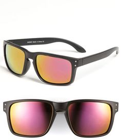 #KW                       #Eyewear                  #'Envoy' #Mirrored #Sunglasses                      KW 'Envoy' Mirrored Sunglasses                                                http://www.snaproduct.com/product.aspx?PID=5204731