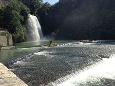 #Fall #IsolaDelLiri #Lazio #Italy