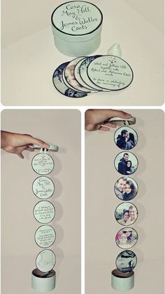 I love these! Cute wedding invitations