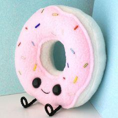 Happy Donut Plush