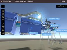 NT díly a převáděcí potrubí - parní turbína elektrárny Nový zdroj Ledvice