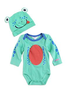 Baby Girls Short Sleeve Bodysuits Australian Flag Wolf Kid Pajamas