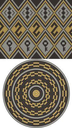 Wayuu Mochila pattern