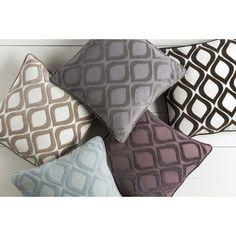 Alturas Throw Pillow Cover