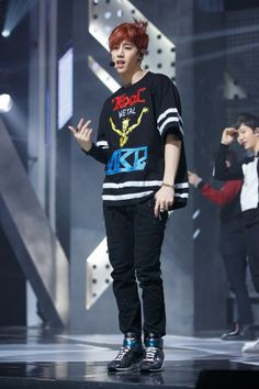 140116 GOT7 Mark @ M!Countdown #GOT7