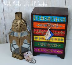 Girl Loves Glam: A little nightstand update with @Carla Costephens Plus World Market Life of Pi! #giveaway #decor #girllovesglam