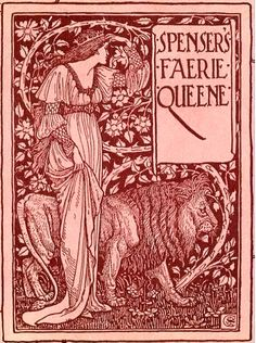 Spenser's Faerie Queene. A poem in six books, illustrated by Walter Crane, 1895