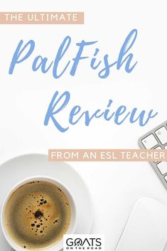 Interested in teaching English online with the PalFish app? Here is the ultimate PalFish review, by an ESL teacher with lots of experience! Use this PalFish review to determine if this job is a good fit for you. Start Teaching English online without a degree, no experience needed. You can even teach online from your phone! | #esl #onlineteacher #digitalnomad Teach Online, Teaching English Online, Teaching Style, Teaching Jobs, Tefl Certification, Teach English To Kids, Best Online Jobs, Hiring Process, Digital Nomad