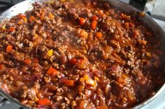Sloppy Joe's- Paleo and Whole30