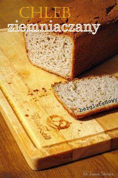 Chleb ziemniaczany – Spiżarnia Sikorek Gluten Free Recipes, Vegetarian Recipes, Fodmap, Banana Bread, Cooking, Ibs, Bread, Veg Recipes, Kochen
