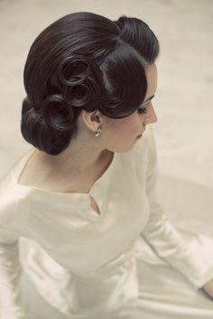 Wedding Up Dos: 12 Darling ways to wear an Up Do - KnotsVilla