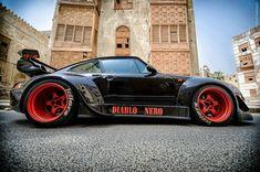 """RWB """"Diablo Nero"""""""