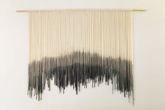 BOHO by LAUREN: dip-dye tapestries | D Home