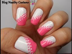 Do you want to try your hand at DIY nail art but where do you begin? First of all you need to do is get a hold of some fundamental nail art tools. Dot Nail Art, Nail Art Diy, Diy Nails, Cute Nails, Gel Nail Art Designs, Simple Nail Art Designs, Stylish Nails, Trendy Nails, Nagellack Design