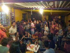 Como já é de costume, todo segundo sábado do mês acontece o Samba do Balaio do Canjico. A próxima edição ocorre no dia 11, com uma festa beneficente para as crianças, com brinquedos, lanches e brincadeiras. A entrada é Catraca Livre.