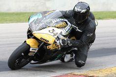 Photo Gallery: Buell's 1125R AMA Pro Daytona SportBike: Cornering