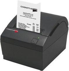 Cognitivetpg Black, Dual Usb-rs-232 9-pin, Power Supp