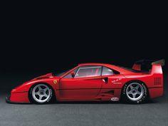 Ferrari F40 LM 1988