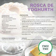 Rosca de yoghurt