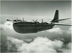 """Saunders Roe Princess Flying Boat < I wonder who was the first to say """"Flying Boat"""" and just how quickly he was handed over to the fellows in white lab coats and soft voices? Sea Plane, Float Plane, Amphibious Aircraft, Old Planes, Experimental Aircraft, Flying Boat, Commercial Aircraft, Civil Aviation, Aircraft Design"""