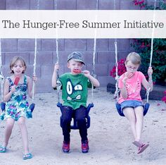 Make this summer a #hungerfreesummer and learn all about the ConAgra Foods and Feeding America initiative.