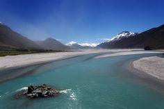 Dart River, Glenorchy, Otago, New Zealand