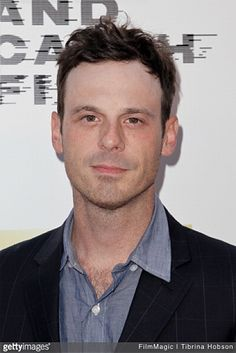 Scoot McNairy arrives at the Los Angeles premiere of AMC's new series 'Halt And Catch Fire' at ArcLight Cinemas on May 21, 2014 in Hollywood, California.