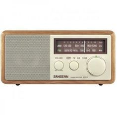 Sangean AM/FM table top radio... for the kitchen?