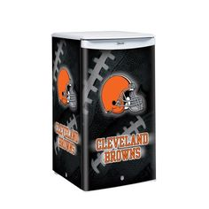 Black Friday 2014 NFL Cleveland Browns Counter Top Refrigerator from Boelter Brands Cyber Monday