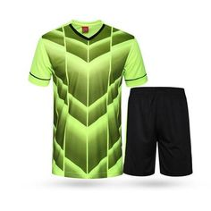Kids Jersey and Shorts Set