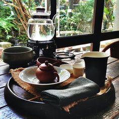 Wisteria Tea House in Taipei, Taiwan