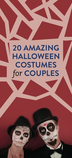 Life Hacks : 20 Punny Halloween Costumes For Couples 20 Amazing Halloween Costumes For Couples Sharing is caring, don't forget to share ! Halloween Costume Couple, Amazing Halloween Costumes, Halloween Kostüm, Holidays Halloween, Halloween Treats, Halloween Decorations, Group Halloween, 90s Costume, Zombie Costumes