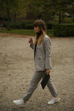 Iris . - Adidas Sneakers, We Suit - SUIT AND SNEAKERS