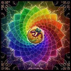 OM Sacred Geometry