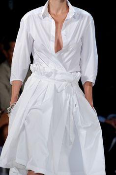 artkream:  givenchyrunway:  Diane von Furstenberg Spring 2012 Details  ART FASHION