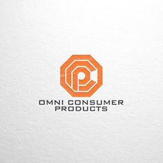 My take on the Omni Consumer Products #logo from the #Robocop #movies ... #branding #graphicdesign #perfektiondesign #vector #type  #typography #lettering #sciencefiction #scifi #film