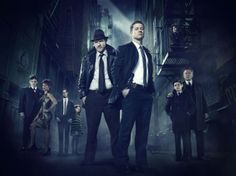 Gotham-This is a must watch. Ben Mckenzie and Donal Louge are phenomenal.