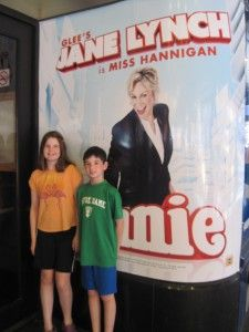 Review: Annie on Broadway – great to see it with Jane Lynch