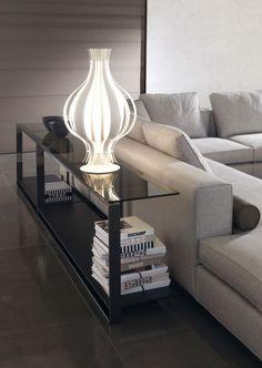 Name: Minotti WILLIAMS CONSOLE tables  Manufacturer: Minotti  Designer: Roldofo Dordoni