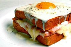 takiego sniadania nigdy nie odmówię, energia na cały dzien, a przynajmniej na jego polowe