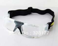 74a3d412517 New sports RX Basketball Prescription Glasses Wind football soccer Goggles