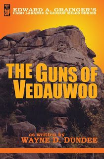 "Kevin's Corner: Review: ""The Guns Of Vedauwoo (Cash Laramie and Gi..."