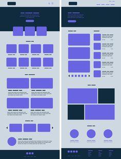 Gestalt principles in UI design. - Gestalt principles in UI design. Interface Design, Ios App Design, Wireframe Design, Web Design Mobile, User Interface, Design Food, Graphisches Design, Web Design Tips, Web Design Company