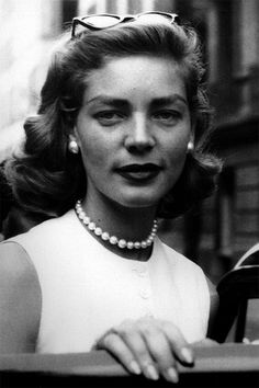 Lauren Bacall, blazers will never be the same without you. You will be missed greatly.