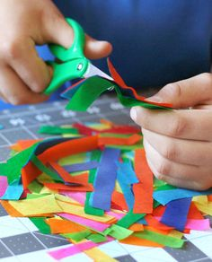 Have a child who loves making paper rockets, decorations and cardboard forts? Surprise them with a gift that will help them with all those projects and then some! Fiskars Kids Scissors are the #1 teacher recommended brand with an innovative safety-edge blade with a safer blade angle.