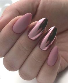 Basic Nails, Mirror Nails, Dream Nails, Finger, Nail Set, Elegant Nails, Fall Nail Designs, Perfect Nails, Nail Inspo