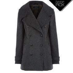 Hirshleifers - Rag & Bone - Edinburgh classic pea coat (via GOOP Gwyneth Paltrow's blog)